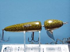 Lelure Front Thumper - Yellow Crackle