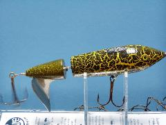 Lelure Back Thumper - Yellow Crackle